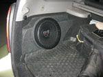 Установка автозвука в Subaru Forester 2007 (Фото #2)