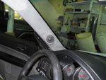Установка автозвука в Subaru Forester 2007 (Фото #4)