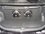 Установка автозвука в Toyota Camry 2010 (Фото #1)