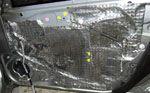 Шумоизоляция Honda Accord 2010 (Фото #14)