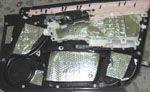 Шумоизоляция Honda Accord 2010 (Фото #16)