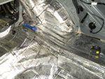 Шумоизоляция Honda Accord 2010 (Фото #2)