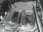Шумоизоляция Honda Accord 2010 (Фото #9)