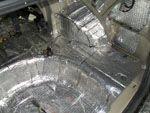 Шумоизоляция Hyundai Elantra 2008 (Фото #14)