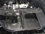 Шумоизоляция Hyundai Elantra 2008 (Фото #1)