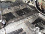 Шумоизоляция Hyundai Elantra 2008 (Фото #2)