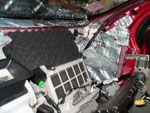 Шумоизоляция Mitsubishi Lancer X (Фото #5)