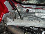 Шумоизоляция Mitsubishi Lancer X (Фото #6)