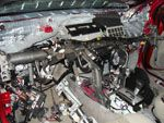 Шумоизоляция Mitsubishi Lancer X (Фото #7)