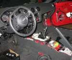 Установка автозвука в Audi TT 2012 (Фото #4)