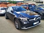Установка автозвука в Mercedes GLC coupe (Фото #1)