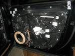Установка автозвука в Touareg NF (Фото #8)