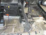 Шумоизоляция Skoda Octavia A5 (Фото #10)
