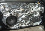 Шумоизоляция Skoda Octavia A5 (Фото #13)