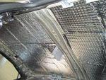 Шумоизоляция Skoda Octavia A5 (Фото #6)