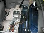 Установка автозвука в Porsche 911 (996) (Фото #2)