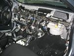 Шумоизоляция Mitsubishi Lancer X (Фото #1)
