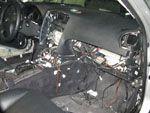Шумоизоляция Lexus IS250 (Фото #1)
