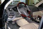Шумоизоляция Lexus ES350 (Фото #1)
