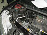 Шумоизоляция Daihatsu Materia (Фото #2)