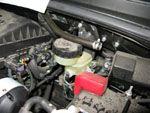 Шумоизоляция Daihatsu Materia (Фото #3)