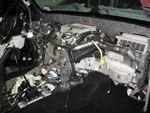 Шумоизоляция Mitsubishi Pajero Wagon 2008 (Фото #1)