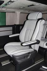 Перешив салона VW Multivan 2011 (Фото #6)