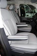 Перешив салона VW Multivan 2011 (Фото #7)