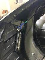 Установка сигнализации в Audi Q7 2015 (Фото #1)