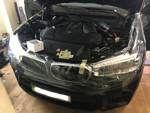 Установка сигнализации в BMW X6M F86 (Фото #3)