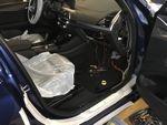 Установка сигнализации в BMW X3 (G01) (Фото #3)
