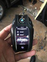 Установка сигнализации в BMW 750xd 2016 (Фото #1)