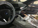 Установка сигнализации в BMW 750xd 2016 (Фото #3)