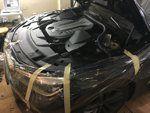 Установка сигнализации в BMW 750xd 2016 (Фото #4)