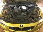 Установка сигнализации в BMW M4 (F82) (Фото #3)