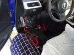 Установка сигнализации в BMW M5 E60 (Фото #1)