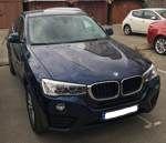 Установка сигнализации в BMW X4 2016 (Фото #1)