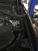 Установка сигнализации в BMW X4 2016 (Фото #4)