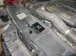 Установка сигнализации в Porsche Cayenne 957 (Фото #3)