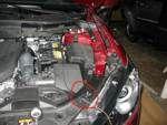 Установка сигнализации в Mazda CX-5 2015 (Фото #1)