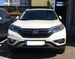 Установка сигнализации в Honda CR-V RD4 2017 (Фото #1)