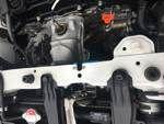 Установка сигнализации в Honda CR-V RD4 2017 (Фото #2)