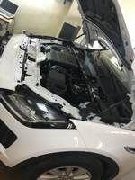 Установка сигнализации в Jaguar E-Pace 2018 (Фото #3)