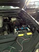 Установка сигнализации в Lexus GX460 2014 (Фото #4)
