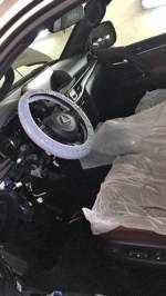 Установка сигнализации в Lexus LX450d 2019 (Фото #2)
