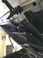 Установка сигнализации в Lexus LX450d 2019 (Фото #3)