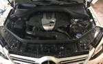 Установка сигнализации в Mercedes GLE250 W166 (Фото #2)