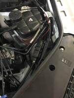 Установка сигнализации в Mercedes GLE250 W166 (Фото #4)