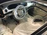 Установка сигнализации в Mercedes W222 (Фото #1)