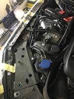 Установка сигнализации в Mercedes W222 (Фото #4)